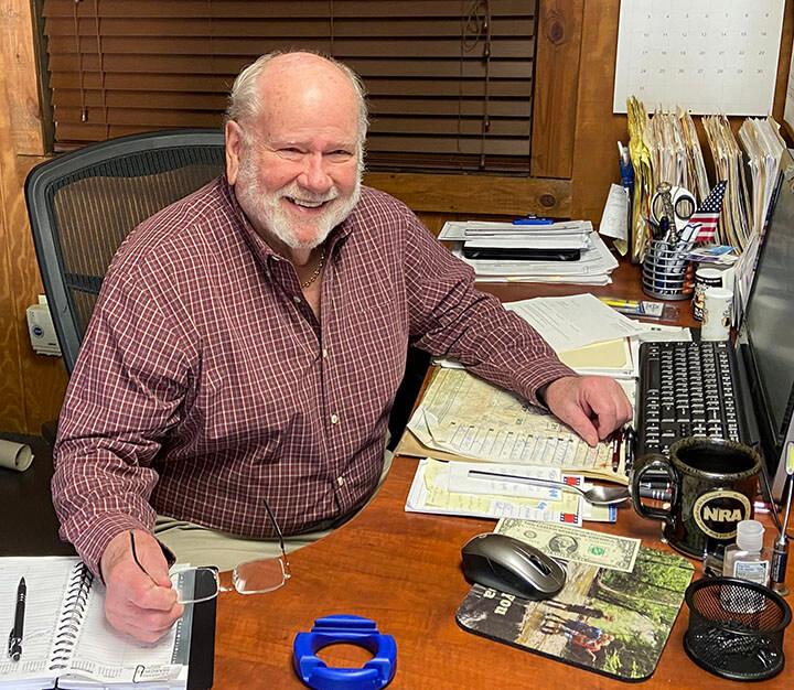 Jim Blair, Agency Owner